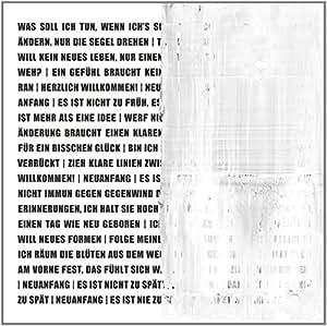 """Neuanfang (Signierte Ltd.7"""") [Vinyl Single]"""