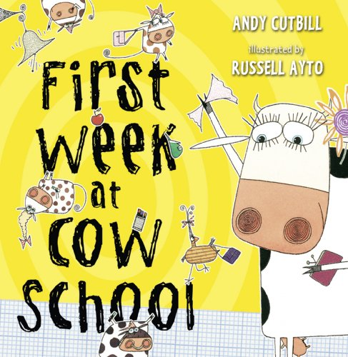 First Week at Cow School