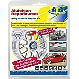 Set para Reparación de Llantas - Ruedas de aleación; aluminio metálico