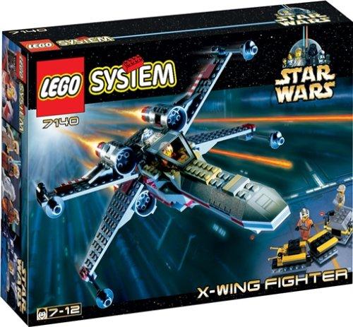 LEGO 7140 Star Wars X-Wing Fighter Classic gebraucht kaufen  Wird an jeden Ort in Deutschland