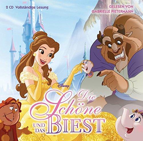 Die Schöne und das Biest (Hörbücher zu Disney-Filmen und -Serien, Band 1) (Und Und Schöne Das Die Cd Biest-buch)