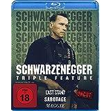 Arnold Schwarzenegger - Triple Feature [Blu-ray]