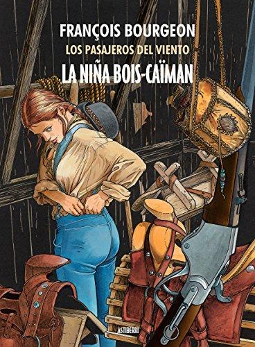 La niña Bois-Caïman (CMYK) por François Bourgeon