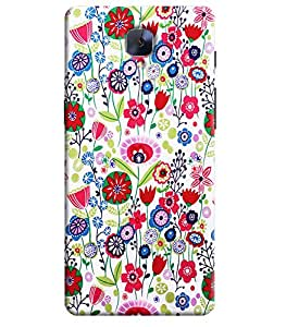 Blue Throat Printed Designer Mobile Back Case Cover for ONE PLUS 16