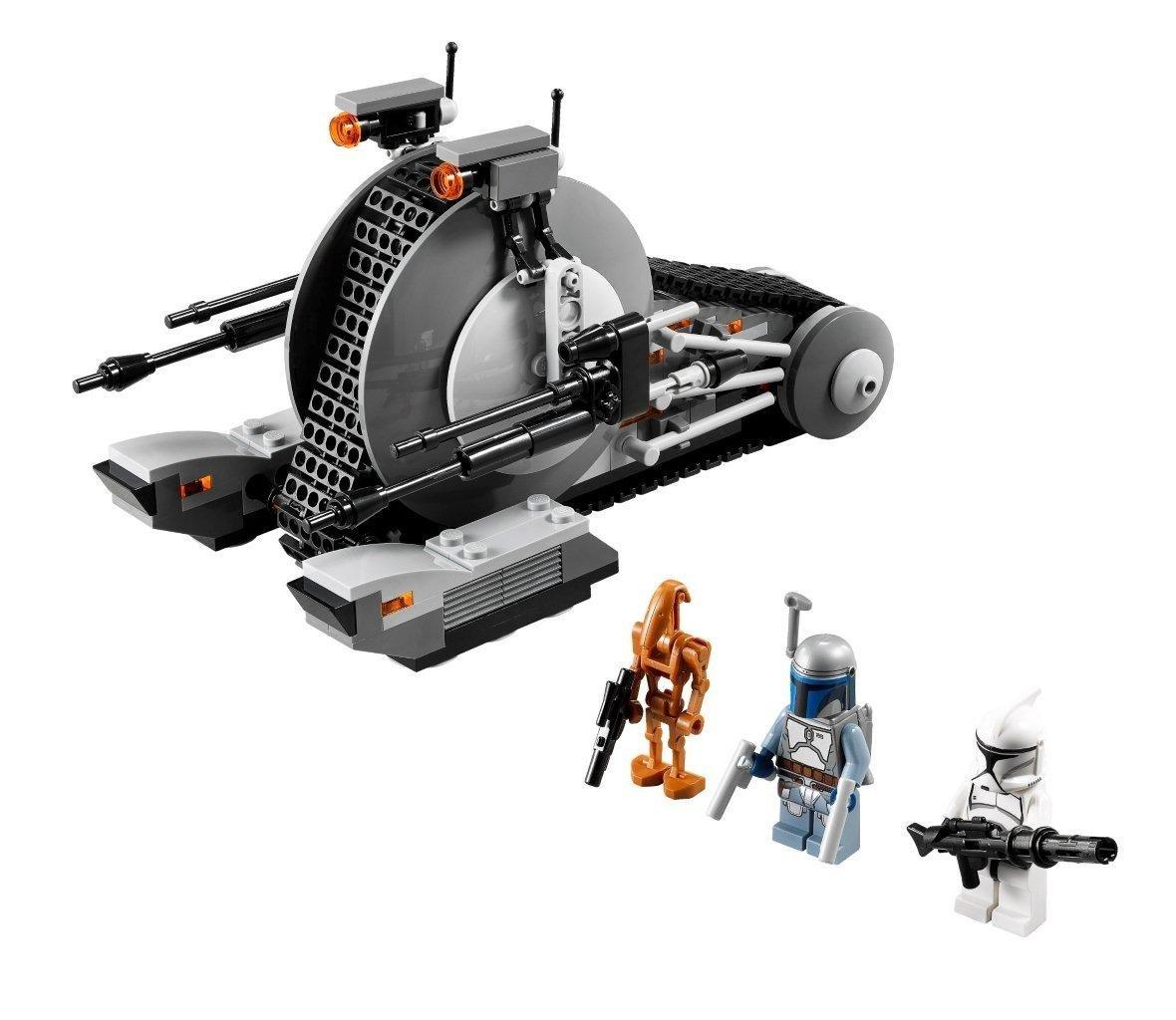 LEGO Star Wars 75015 - Corporate Alliance Tank Droid