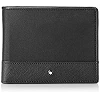MONTBLANC Sartorial Men's Wallet - Black, 118393