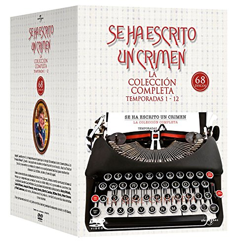Se Ha Escrito Un Crimen (Megapack Serie Completa) [DVD]