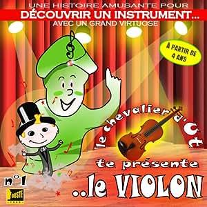 DECOUVRIR UN INSTRUMENT, le violon (musique enfant)