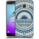 Head Case Designs Soleil Motifs Polynésiens Étui Coque en Gel molle pour Samsung Galaxy A3 (2016)