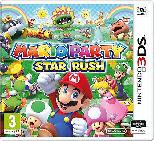 Mario Party Star Rush lowest price