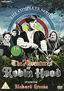 The Adventures of Robin Hood - The Complete Series [DVD]