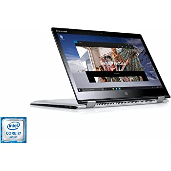 "Lenovo Yoga 710-14ISK - Portátil táctil Convertible DE 14"" FHD (Intel Core I5-6200U, 8 GB de RAM, SSD 256 GB, Nvidia GeForce GT 940MX con 2 GB, Windows 10) Gris - Teclado QWERTY español"