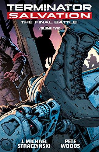 Terminator Salvation: Final Battle Volume 2 (English Edition) (Terminator Zwei)