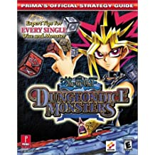 Yu-Gi-Oh! Dungeondice Monsters: Prima's Official Strategy Guide
