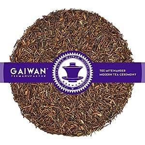 "N° 1163: Tè rosso Rooibos in foglie""Prugna e Cannella"" - 100 g - GAIWAN GERMANY - tè in foglie, rooibos"