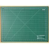 """Doble cara tapete de corte autoreparable con 5capas en Imperiales y métricas Tamaño A2–24x 18""""(45x 60) por quiltlines"""