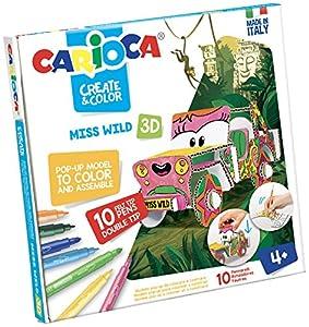 Carioca-42906 rotuladores, Multicolor (42906)