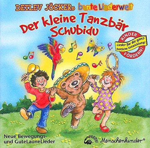 Der kleine Tanzbär Schubidu: Neue Bewegungs- und - Tanzbären