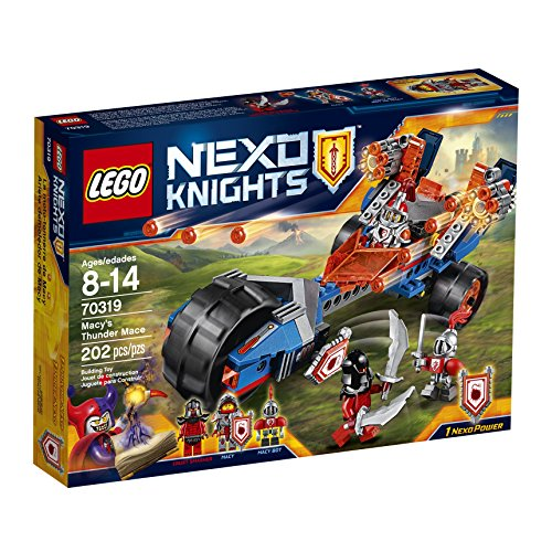 lego-nexo-knights-70319-macys-thunder-mace-building-kit-202-piece-by-lego