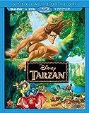 Tarzan [Blu-ray] [Import anglais]