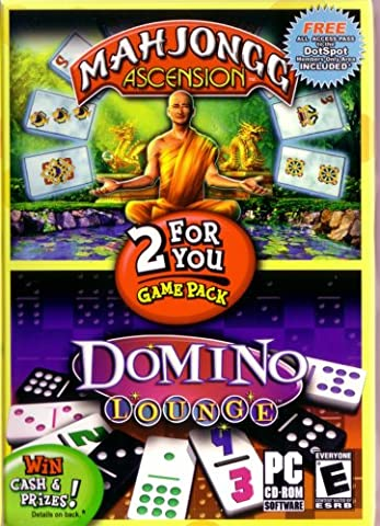 Mahjongg Ascension and Domino Lounge 2 Pack - PC by Cokem International Ltd.