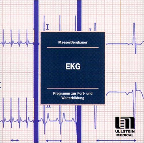 EKG. CD- ROM für Windows ab 3.1. Programm zur Fort- und Weiterbildung