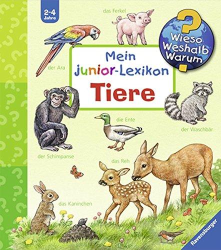 Preisvergleich Produktbild Wieso Weshalb Warum Sonderband: Mein junior-Lexikon: Tiere