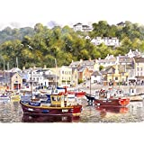 Gibsons Lyme Regis Jigsaw Puzzles (2x1000 Pieces)