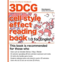 Threedcg cell style effect reading book one for English (Japanese Edition)