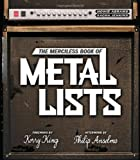 MERCILESS BOOK OF METAL LISTS