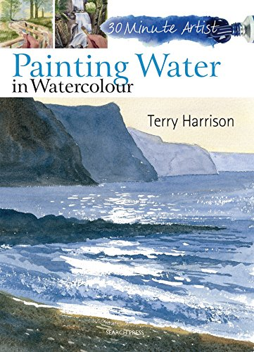 Painting Water in Watercolour (30 Minute Artist) -