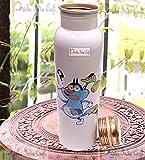 #3: Prisha India Craft Digital Printed Pure Copper Water Bottle Kids School Water Bottle - Oggy Design Bottles, 1000 ML