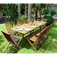 Amazon.fr : Wood-en-Stock - Salons de jardin / Mobilier de jardin ...