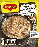 Maggi Fix und Frisch für Zwiebel Rahm Schnitzel, 1er Pack (1 x 35 g)