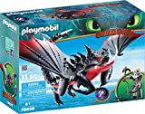 Playmobil 70039 Dragons deathg Ripper con grimmel