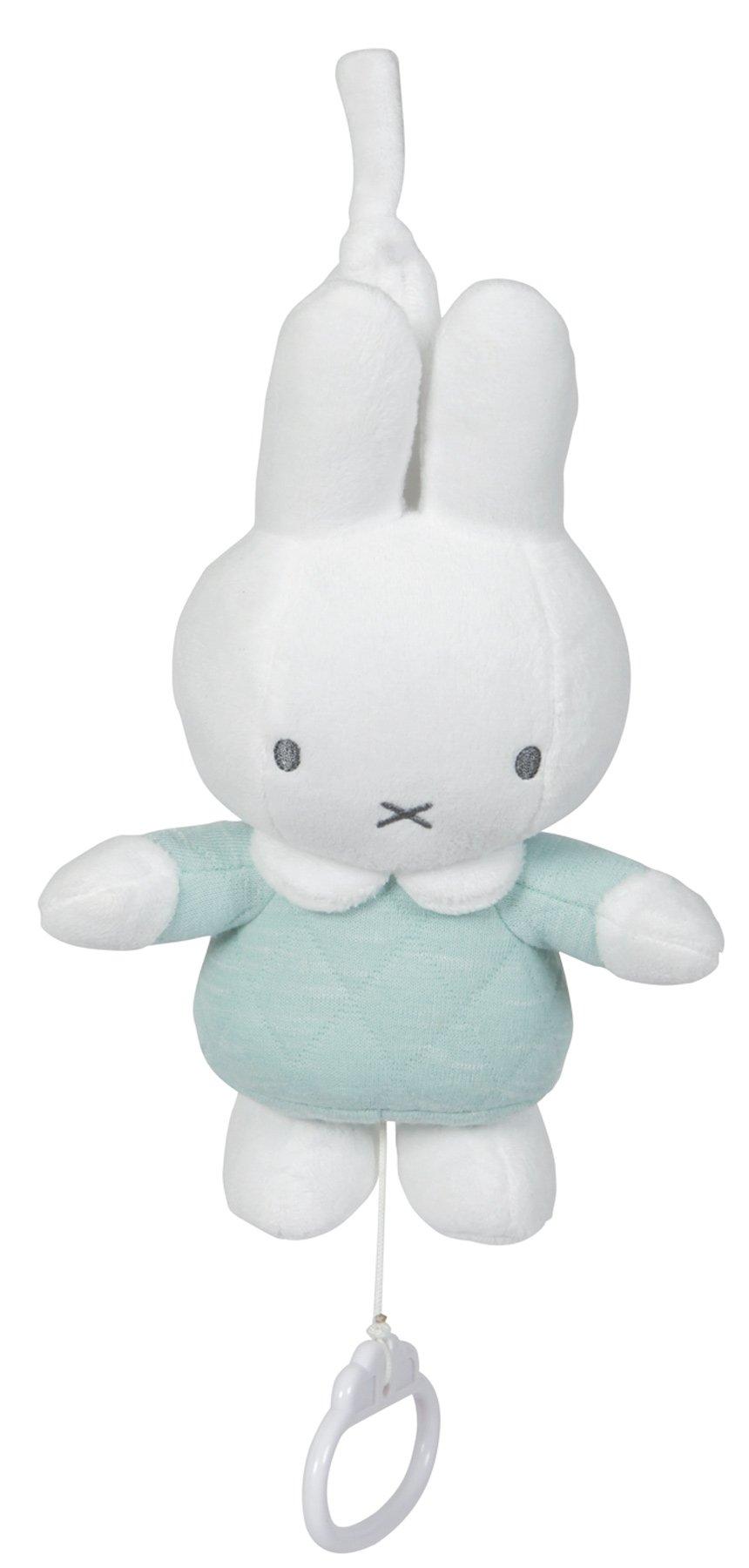 Hase Miffy Baby Spieluhr mint Musikspieluhr Für Elise 23 cm