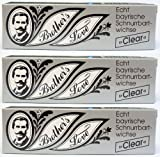 3er Set: Brothers Bartwichse clear 10ml