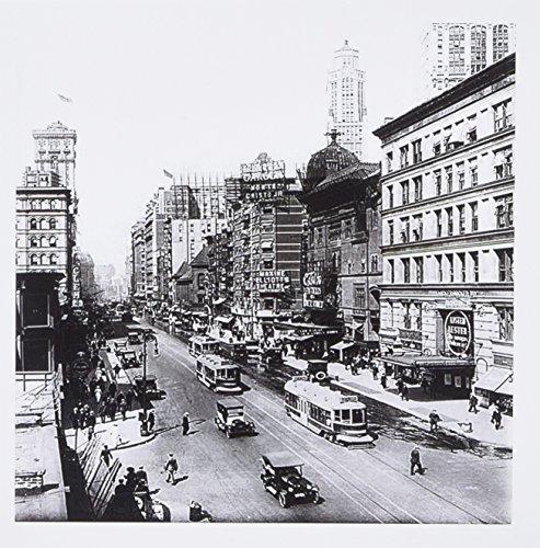3drose Bild von Foto von 1920Broadway in New York-Grußkarten, 15,2x 15,2cm, Set 6(GC 163577_ 1)
