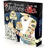 Eureka Kids - Kit de tatuajes para niños (038-015)