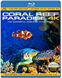 CORAL REEF PARADISE 4K - The wonderful world of coral reefs (Limited Edition - Filmed in 4K ULTRA HD) [Blu-ray] [NTSC]