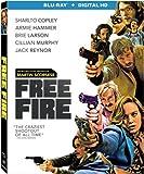 Locandina Free Fire [Edizione: Stati Uniti]