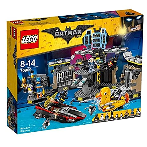 Différents Costumes Batman - LEGO - 70909 - Batman Movie -