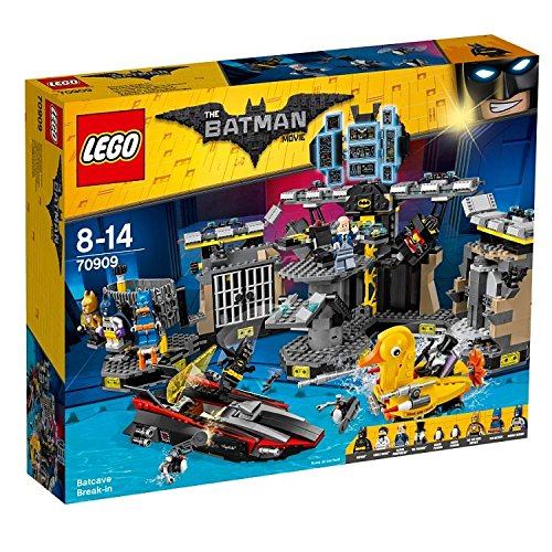 LEGO Batman - Intrusos en la batcueva (70909)