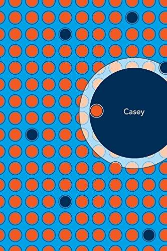 Etchbooks Casey, Dots, Wide Rule