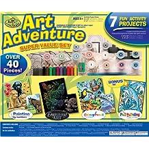 Royal & Langnickel AVS-101 Set d'art aventure