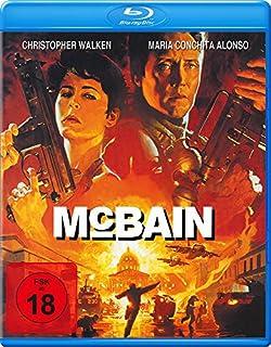 McBain - Uncut [Blu-ray]