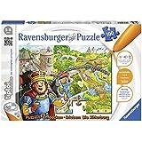 """Ravensburger 00516 - tiptoi Puzzeln, Entdecken, Erleben: """"Die Ritterburg"""""""