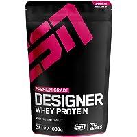 ESN Designer Whey Protein – 1000g – Apple Strudel – Eiweißpulver reich an essentiellen Aminosäuren (EAAs) – Sehr gut…