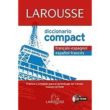 Diccionario Compact español-francés, français-espagnol (Larousse - Lengua Francesa - Diccionarios Generales)