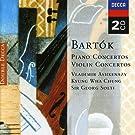 Bart�k: Piano Concertos / Violin Concertos